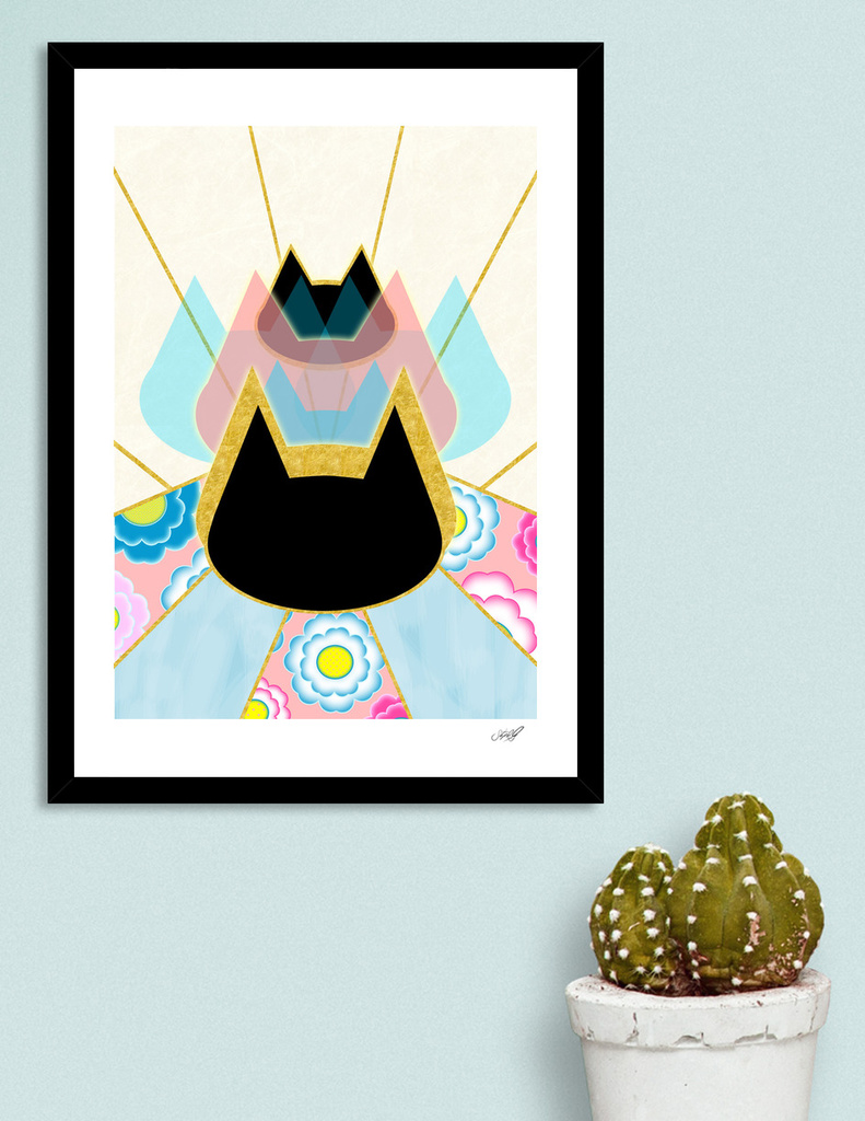 framed art print by ssStephG