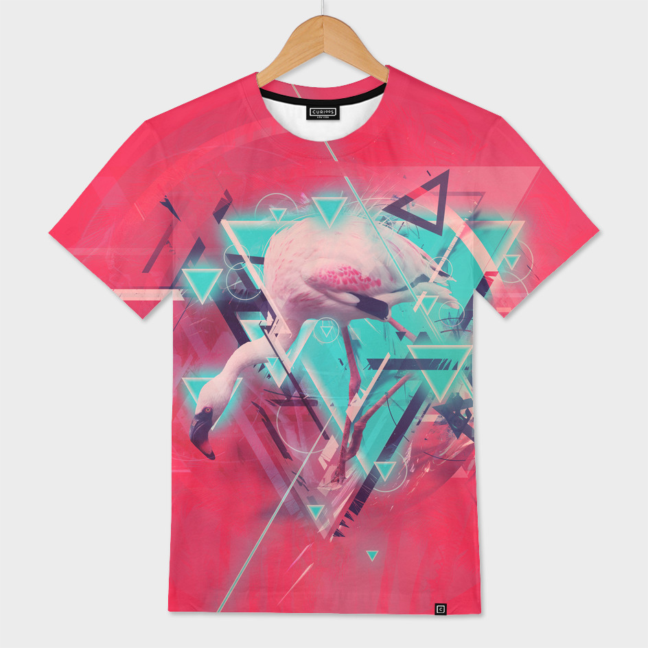 b8b24cc7 Neon Solstice» Men's All Over T-Shirt by George Smith | Curioos