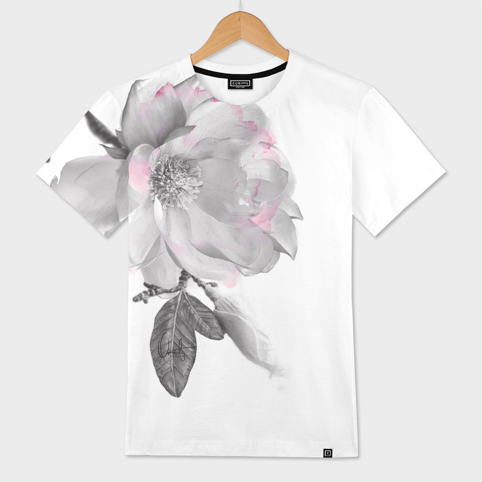 Magnolia Mens All Over T Shirt By Xchange Art Studio By Ori