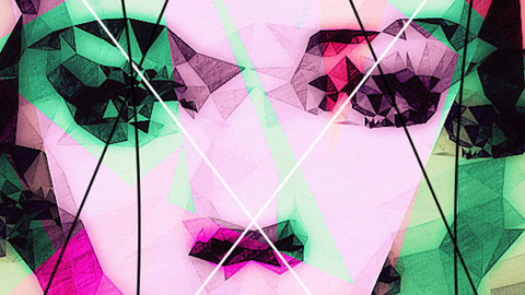Polygon Abstract Illustrations